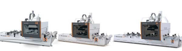 Special modells CNC machines woodworking - see prices now