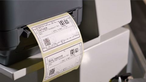 TouchLabel - the perfect solution for labeling